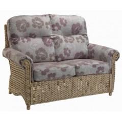 DE Wolrah 2 Seater Sofa + Cushion