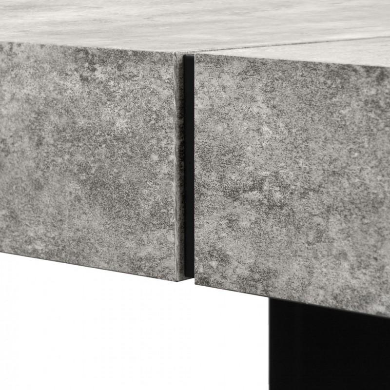 Dusk 130 Concrete Look Table
