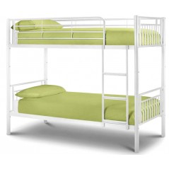 Atlas Bunk Bed White Gloss