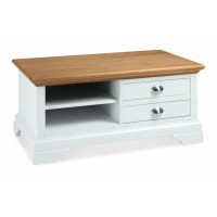 BD Rutland TWO TONE COFFEE TABLE
