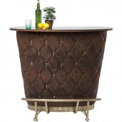 Rocky Vintage Home Bar