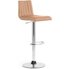 NAT Bingo Italy Bar Stool Mustard
