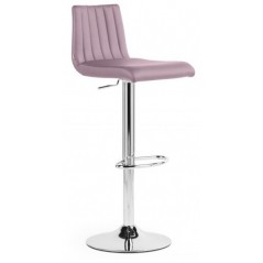NAT Bingo Italy Bar Stool Mauve