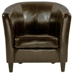 IKON TUB CHAIR Brown