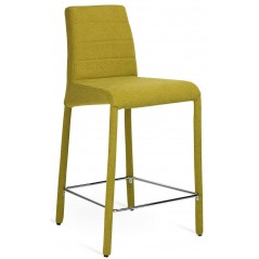Nat Calla Italy Bar Stool Green