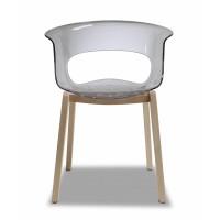 SC Natura Miss B chair Transparent