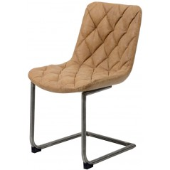 ZI Zoran A Chair Cowhide Brown