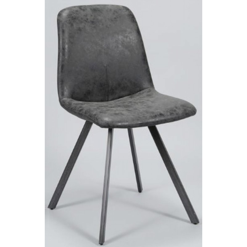 ZI RyNor Modern Chair Black