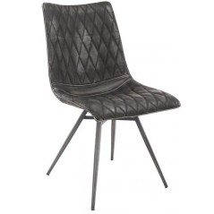 Zi 2019 Jess Chair Vintage Anthracite
