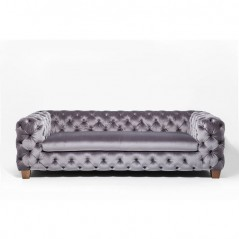 Sofa My Desire Grey 3-Seater