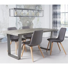 ZI Nura Dining Table 180x90 solid