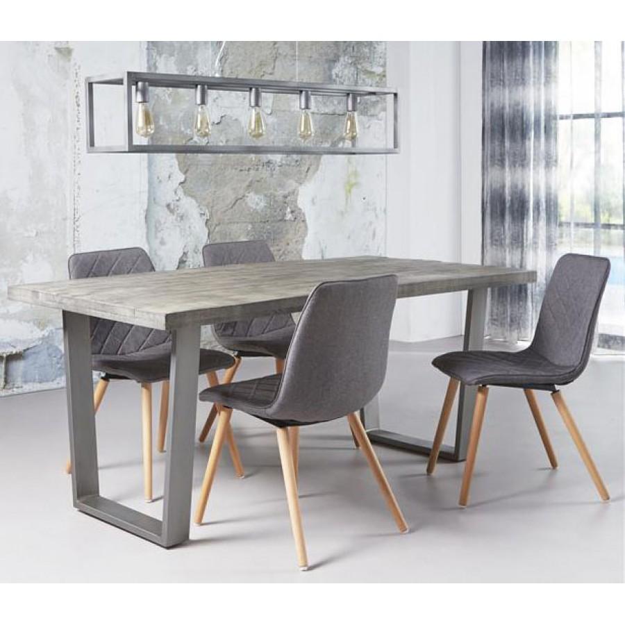 Zi Nura Dining Table 180x90 Solid