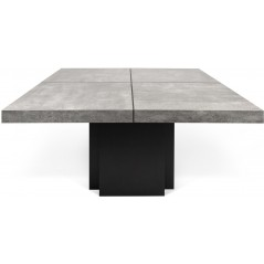 Dusk 130 Concrete Look Table
