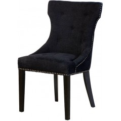 Satina Black Dining Chair