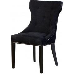 Satina Black Dining Chair