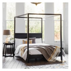 GA - Bo Boutique 4 Poster 6' Bed W1910 x D2110 x H2000mm
