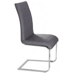 N97 Grey Modern Dining Chair