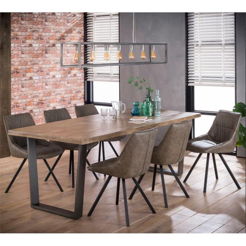 ZI Nexos Large Dining 230x95 Solid Wood