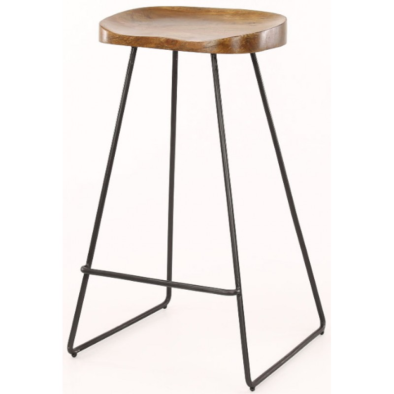 ZI Anders Bar Stool Industrial