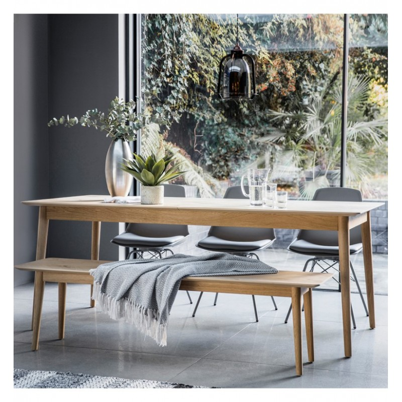 GA Milano Extending Dining Table