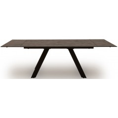 VL Fla Modern Dining Table Extending 1600-2400