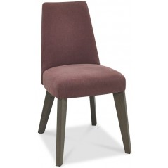 BD Cad Aged Oak Mulberry Chair