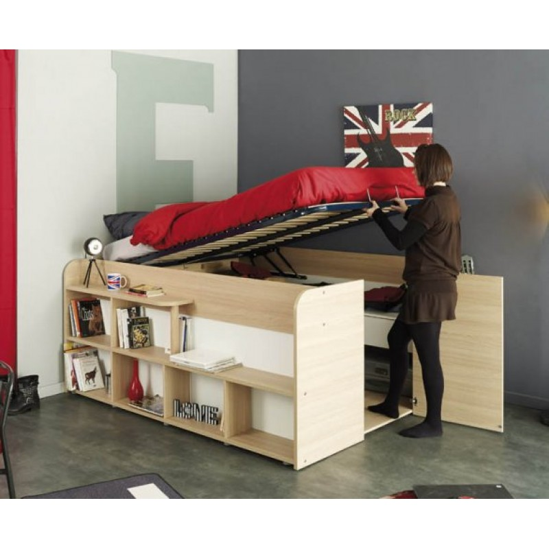 Space Up Cabin Bed