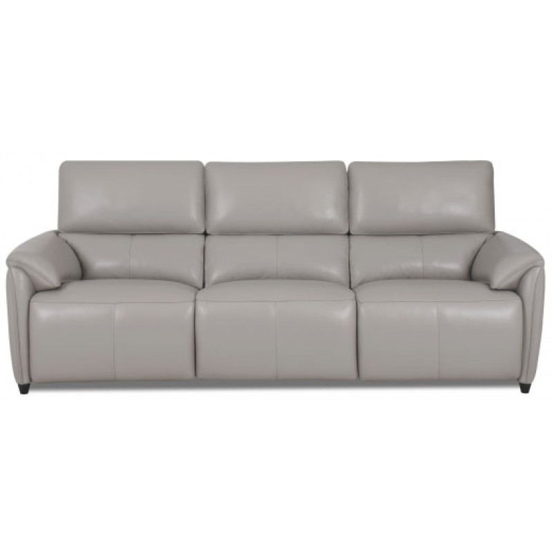 HT Tuesday 3 Seater Leather with Power Recliner