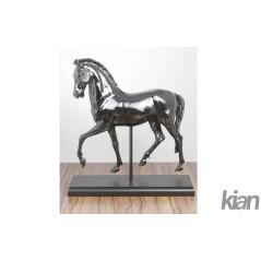 Deco Horse Vienna Black