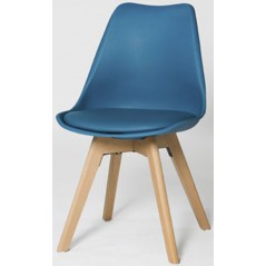 FP-Retro 47 Chair Blue