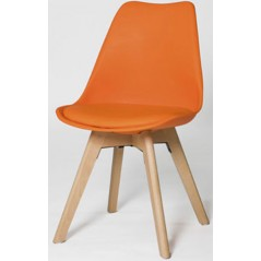FP-Retro 47 Chair Orange