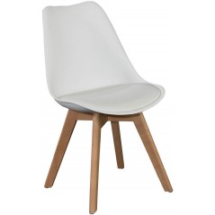 FP-Retro 47 Chair White