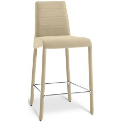 NATISA Calla Italy Bar Stool Cream
