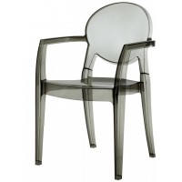 SC IGL Armchair Italy CHAIR Smoked Grey