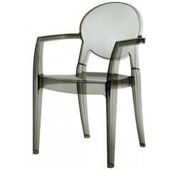 SC IGL Armchair Italy CHAIR Smoked Grey
