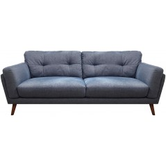 Lora 3 Seater Urban Blue