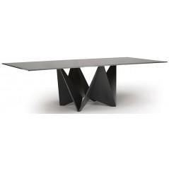 Natisa Origami 220 Black-Grey lacquered multilayer