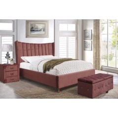 GI Aui PINK 4'6 Bed