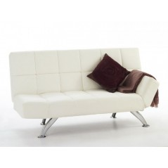 Venice White Sofabed