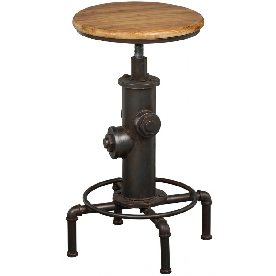 Bistro table foundry bar stool for Bar stool table