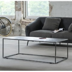ZI Vintage Steel Coffee Table