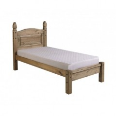 Mexican Pine Bed Frame