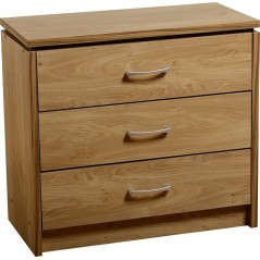 Ch 3 Drawer Chest