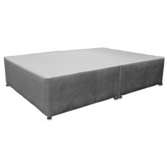 DD 5ft Divan in Plush/Wool/Linen/Hercules