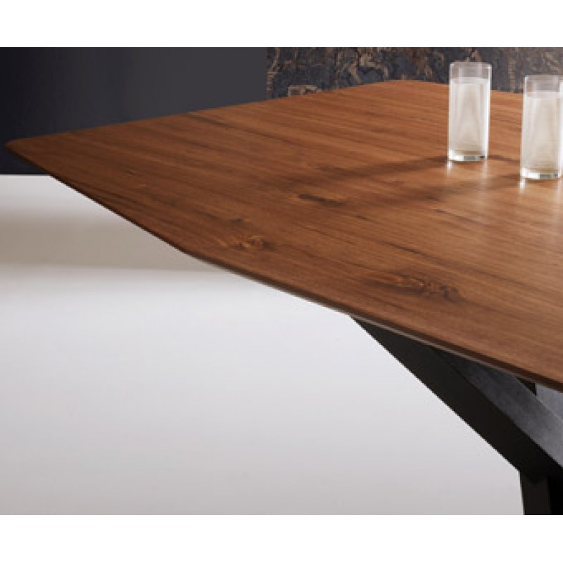 NATISA Italy Cross 220 Modern Dining Table