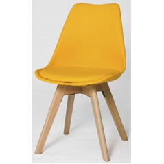FP-Retro 47 Chair Yellow